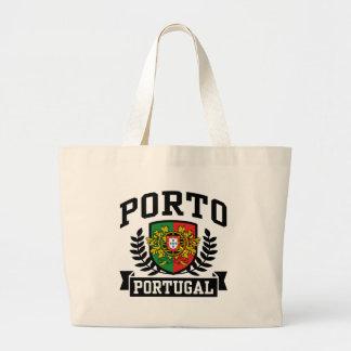 Porto Portugal Tote Bags