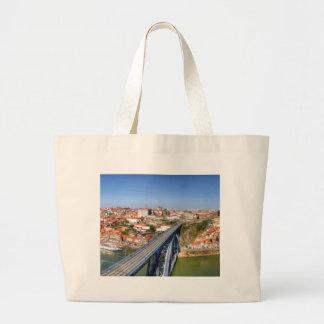 Porto, Portugal Canvas Bag