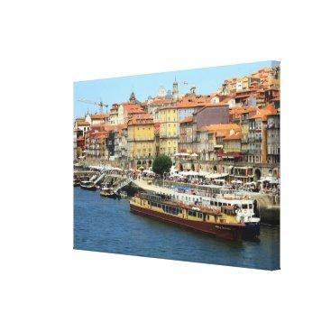 franwestphotography Porto, Portugal Canvas Print
