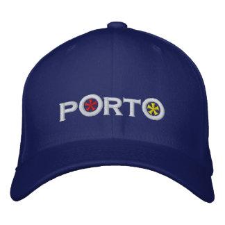 Porto - Portugal Embroidered Hats