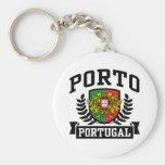 Porto Portugal Key Chains