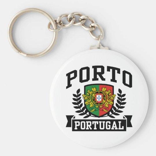 Porto Portugal Keychain