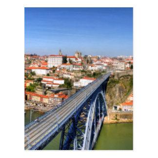Porto, Portugal Postcard