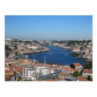 Porto Portugal Postcard