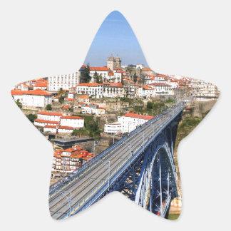 Porto, Portugal Sticker