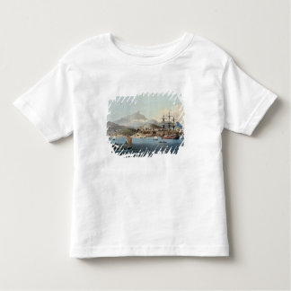Porto Praya in the Island of St. Jago, plate 4 fro Toddler T-shirt