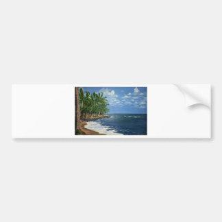 Porto Rico Bumper Sticker