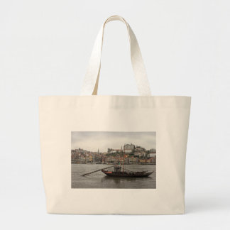 Porto waterfront, Portugal Tote Bag