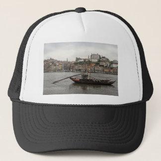 Porto waterfront, Portugal Trucker Hat