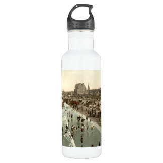 Portobello Beach, Edinburgh, Scotland Stainless Steel Water Bottle
