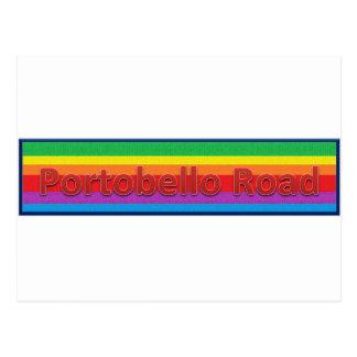 Portobello Road Style 1 Postcard