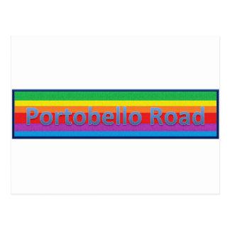 Portobello Road Style 3 Post Cards