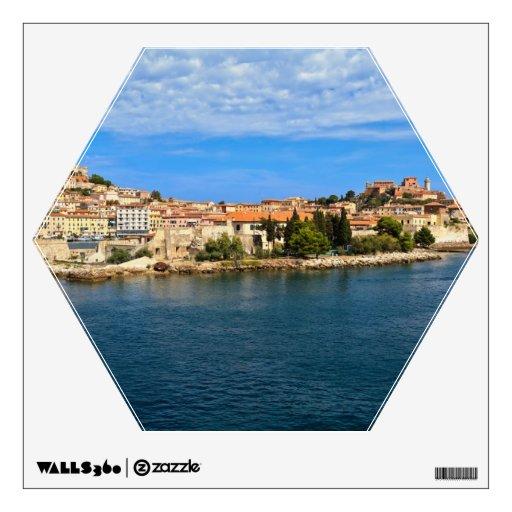 Portoferraio - Elba Island Room Stickers