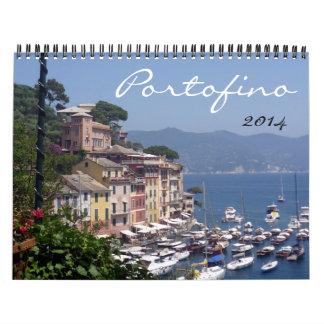portofino 2014 calendarios de pared