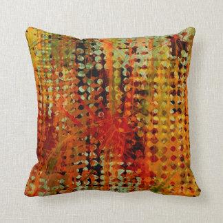 Portofino Abstract Throw Pillow
