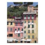 Portofino, arte de la foto de Italia