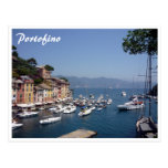 portofino harbour postcards