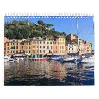Portofino - Italy Calendar