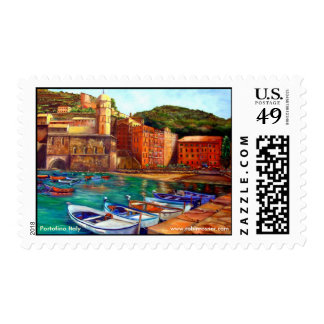 Portofino Italy Postage