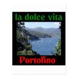 Portofino Italy Postcard