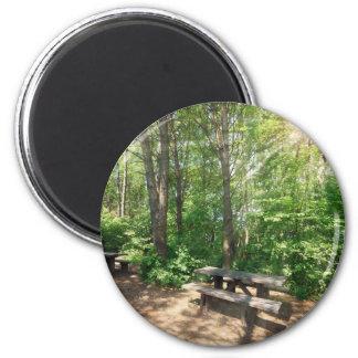Portofino natural park magnet