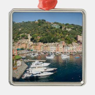 Portofino  panorama metal ornament