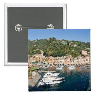 Portofino  panorama pinback buttons