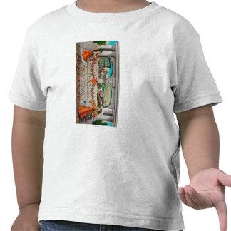 Portola Festival Advertisment (women) Shirt