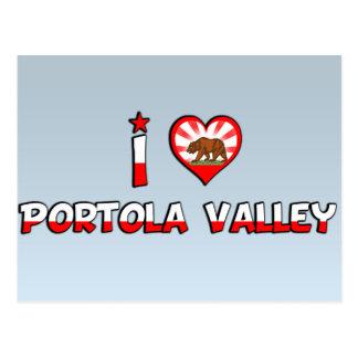 Portola Valley, CA Postal
