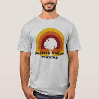 Portola Valley Fishing T-Shirt