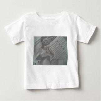 Portrait #12 of 12 Evan Marsh Baby T-Shirt
