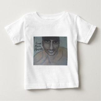 Portrait #2 of Evan in Chalk Baby T-Shirt