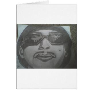 Portrait # 8 of 12 Evan Mario Marsh Card