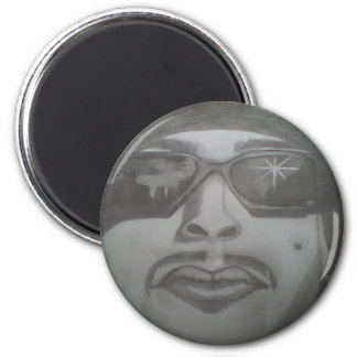Portrait # 8 of 12 Evan Mario Marsh 2 Inch Round Magnet