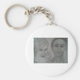 portrait #9 of 12  Evan Marsh Basic Round Button Keychain