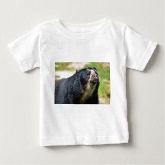 Portrait Andean bear Baby T-Shirt