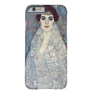 Portrait Baroness Elisabeth Bacchofen Echt, Klimt Barely There iPhone 6 Case