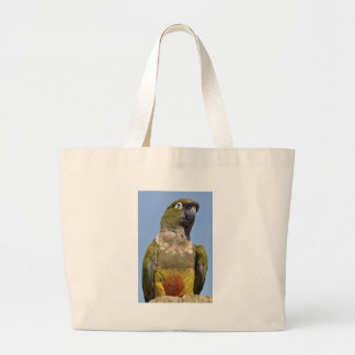 Portrait Burrowing Parrot Bags