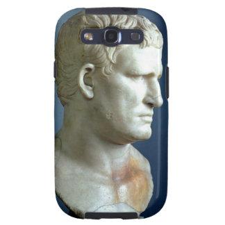 Portrait bust of Agrippa 63-12 BC Roman marble Galaxy S3 Case
