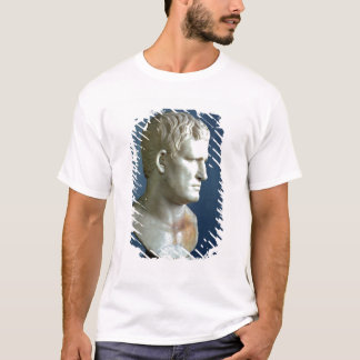 Portrait bust of Agrippa (63-12 BC) Roman (marble) T-Shirt