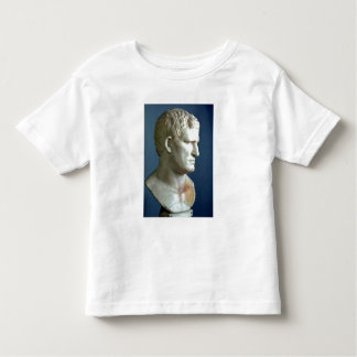 Portrait bust of Agrippa (63-12 BC) Roman (marble) Toddler T-shirt