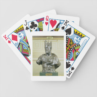Portrait Bust of Cosimo I de Medici (1519-74) c.15 Bicycle Playing Cards