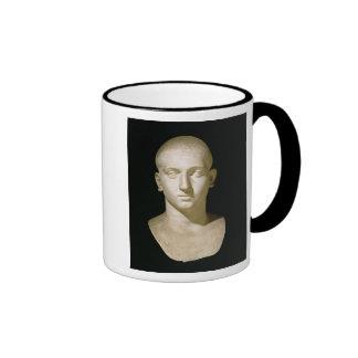 Portrait bust of Emperor Severus Alexander Coffee Mug