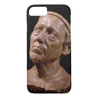 Portrait Bust of Girolamo Benivieni (wax) iPhone 8/7 Case