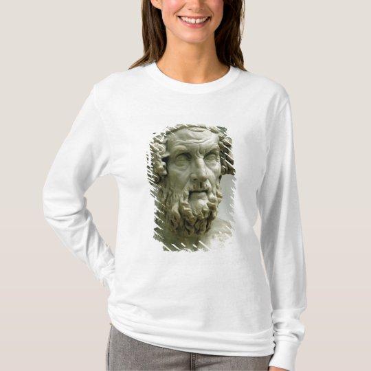 Portrait bust of Homer T-Shirt