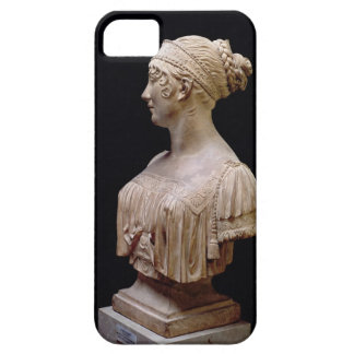 Portrait bust of Jeanne Delhorme, 1802 (terracotta iPhone SE/5/5s Case