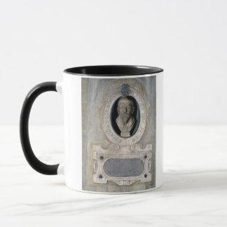 Portrait bust of Joannes Stradanus, Flemish-born p Mug