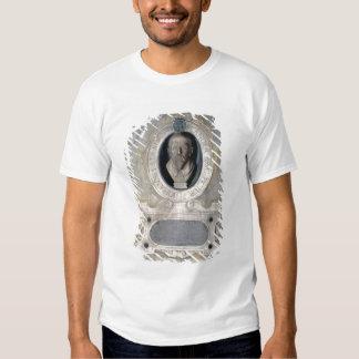 Portrait bust of Joannes Stradanus, Flemish-born p T Shirt