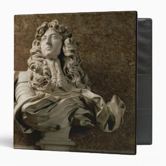 Portrait bust of Louis XIV (1638-1715), 1665, (mar Binder