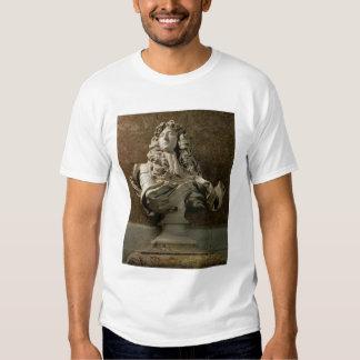 Portrait bust of Louis XIV (1638-1715), 1665, (mar T-shirt